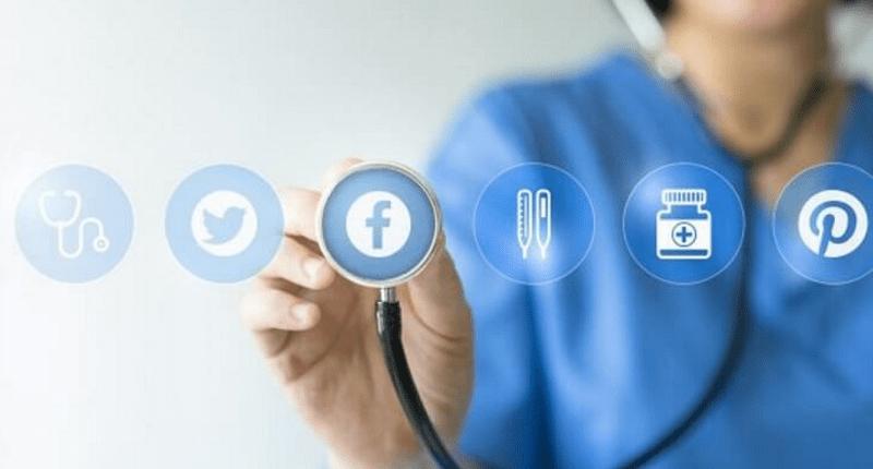 Redes sociales para doctores