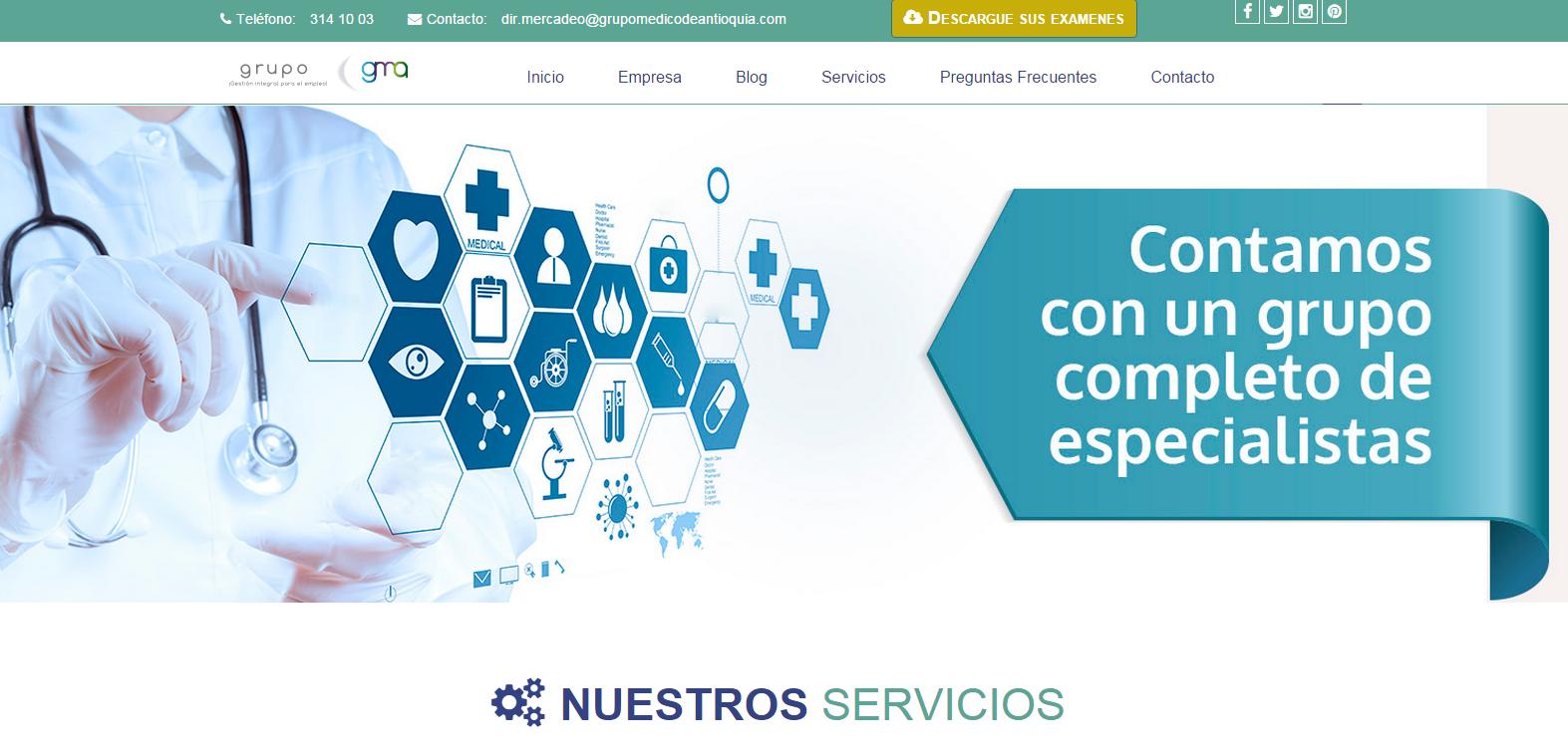 Plan de marketing para médicos México.