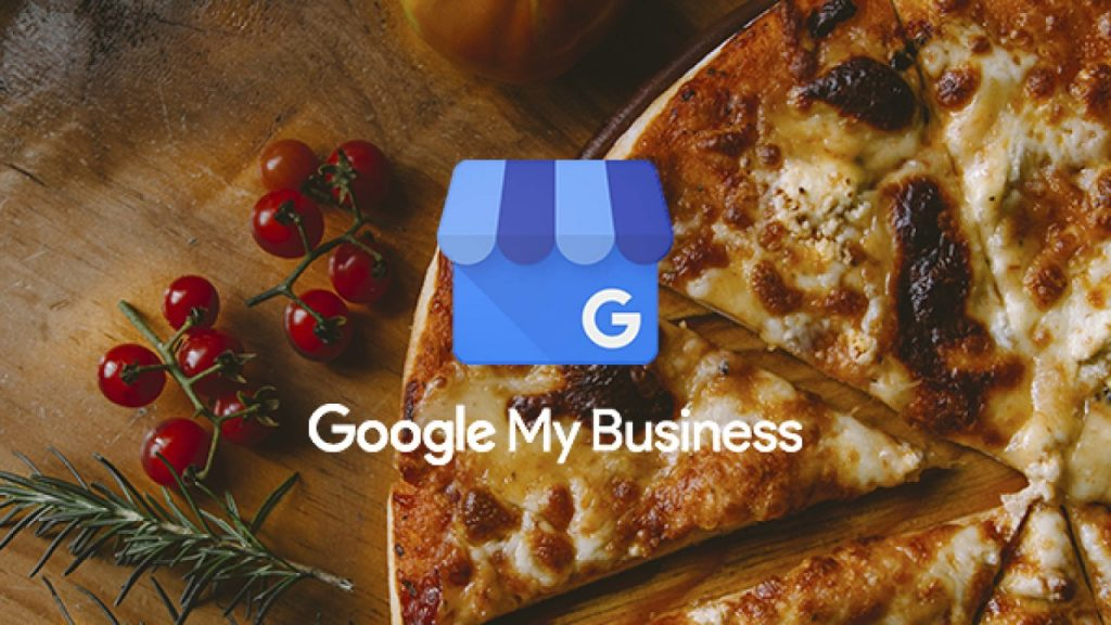 Google My Business para Restaurantes.