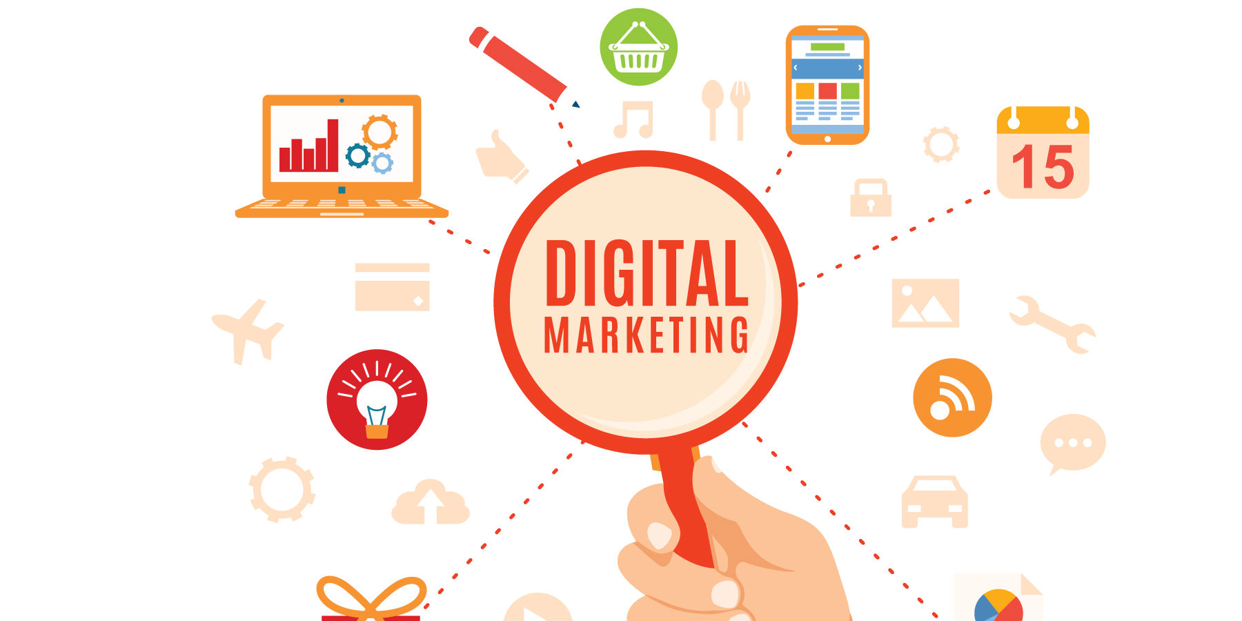 Top 15 herramientas de Marketing Digital